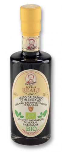 B-R0100: Aceto Balsamico di Modena IGP BIO 250ml